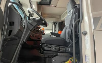 HIGH COMFORT MEDICAL SEAT FOR COMMERCIAL VEHICLES C 7000