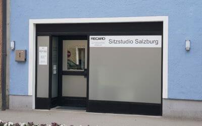 RECARO SHOWROOM IN SALZBURG