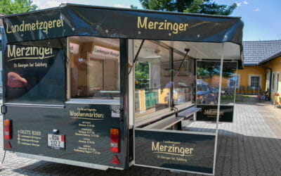 LANDMETZGEREI MERZINGER aus St. Georgen bei Salzburg